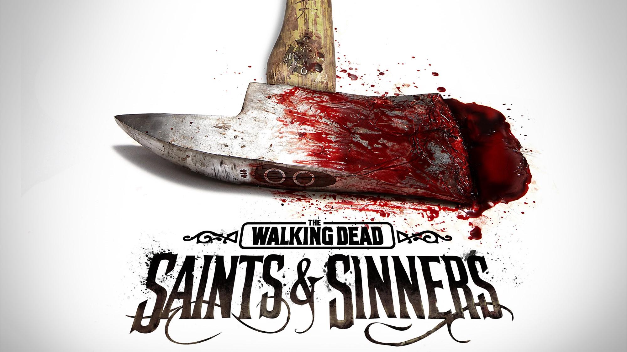 walking dead saints and sinners, preview, cdkeys