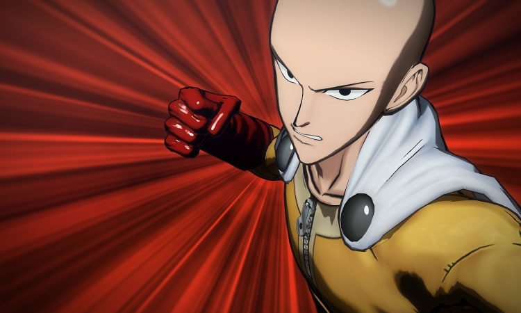 One Punch Man A Hero Nobody Knows, February 2020, new releases