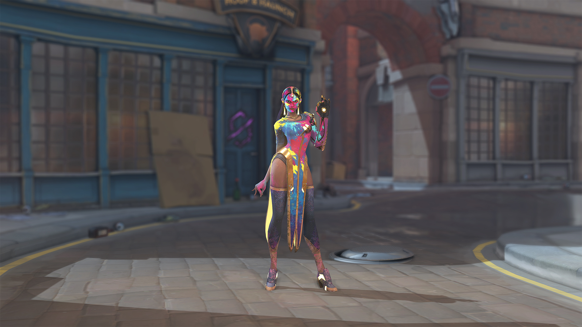 Overwatch Archives 2020 skin