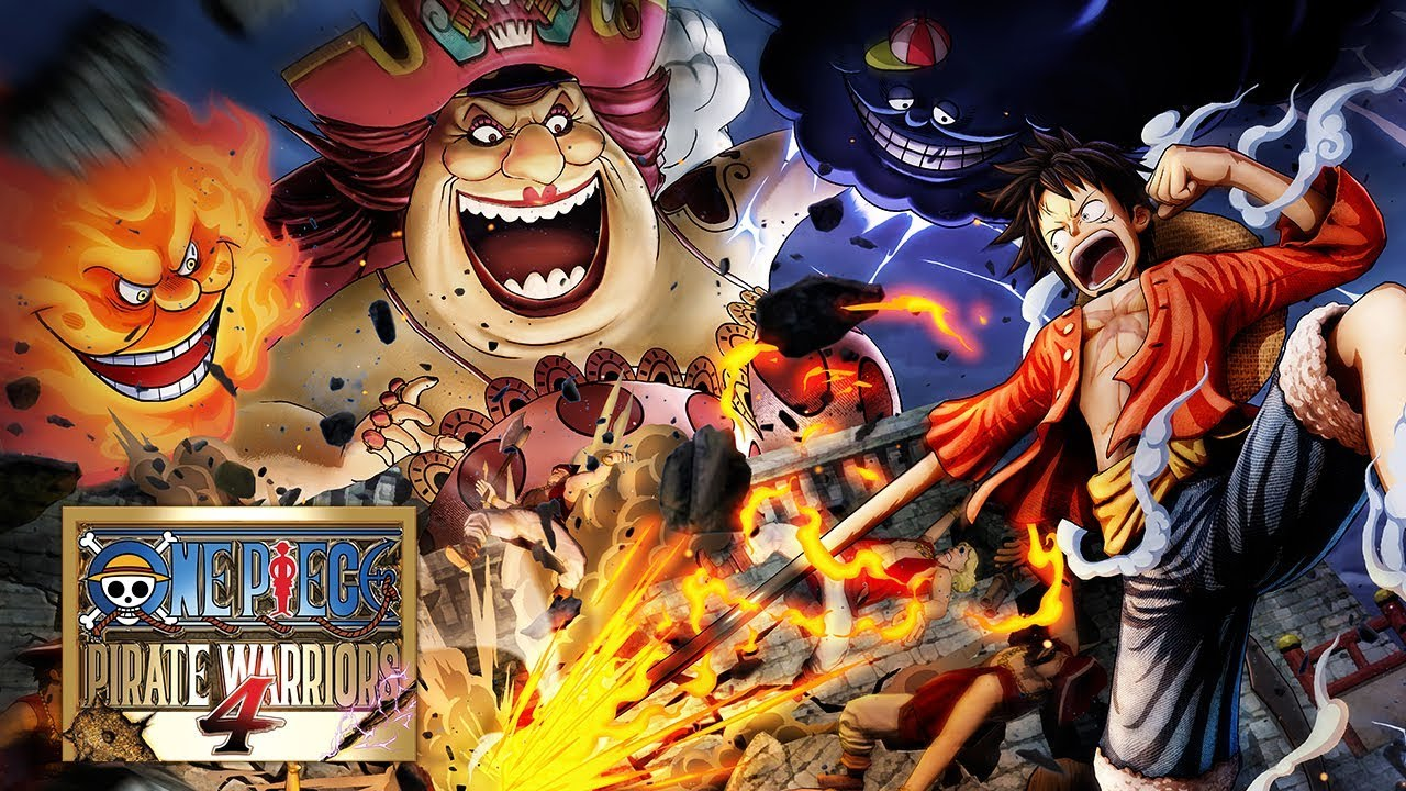 One Piece Pirate Warriors 4 preview