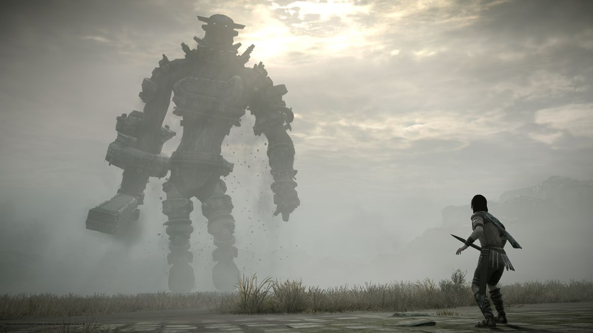 shadow of the colossus PS4, PS Plus March 2020, free games