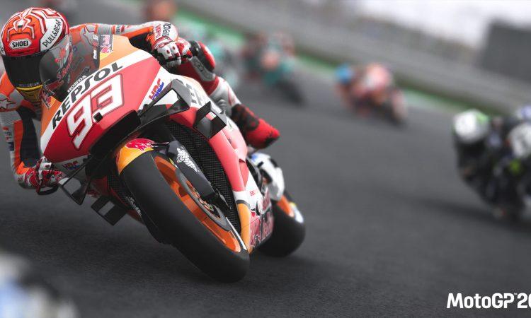 MotoGP 20 Preview