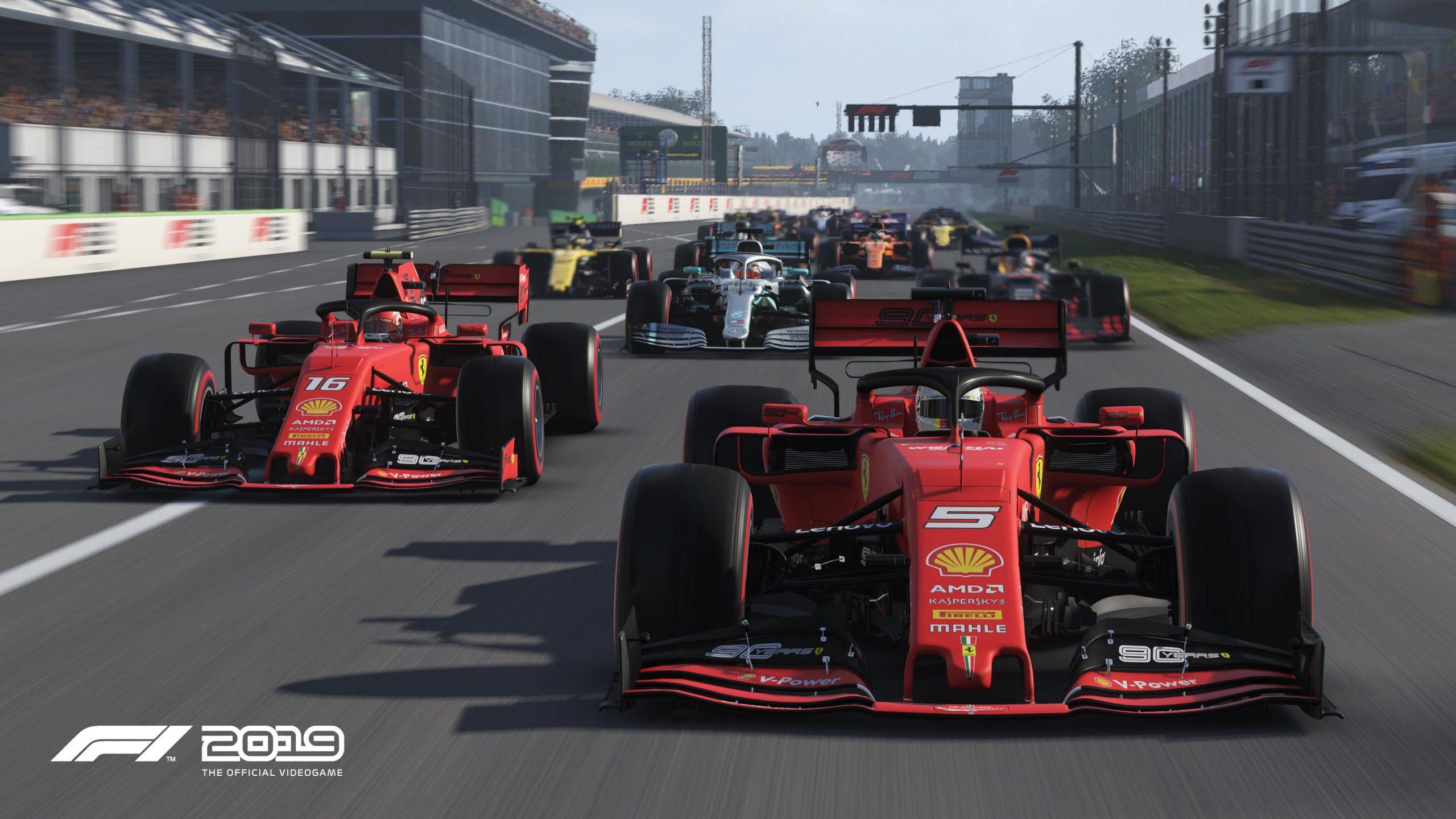 Virtual Grand Prix F1 2019