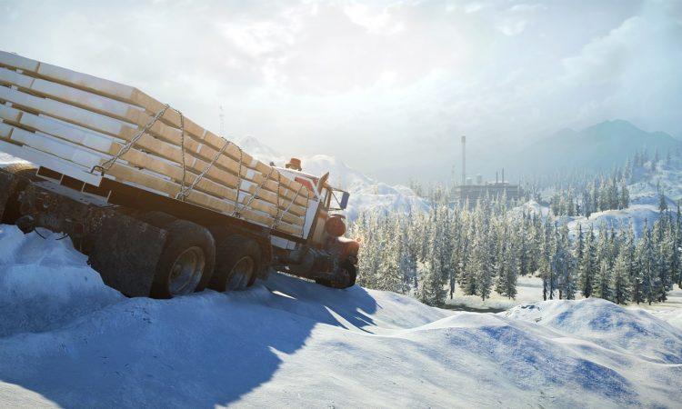 SnowRunner Preview