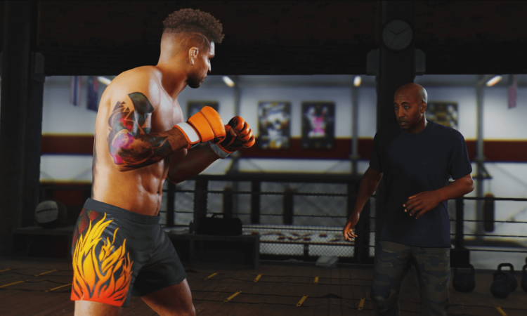 UFC 4 preview