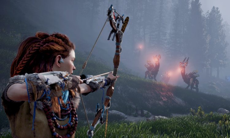 Horizon Zero Dawn PC Preview