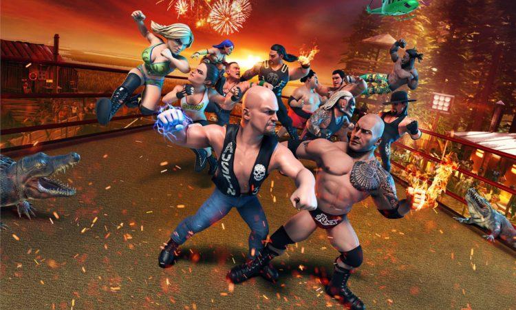 WWE 2K Battlegrounds Preview