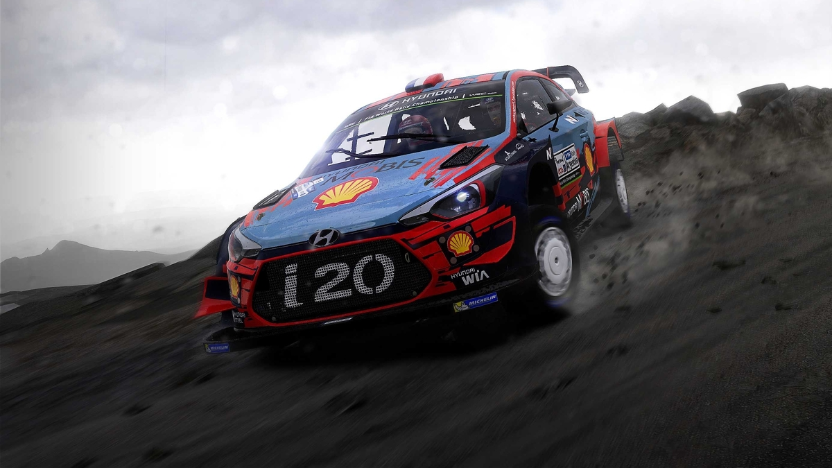 WRC 9 Preview