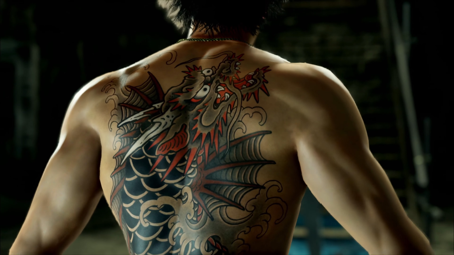 Yakuza Like a Dragon Preview
