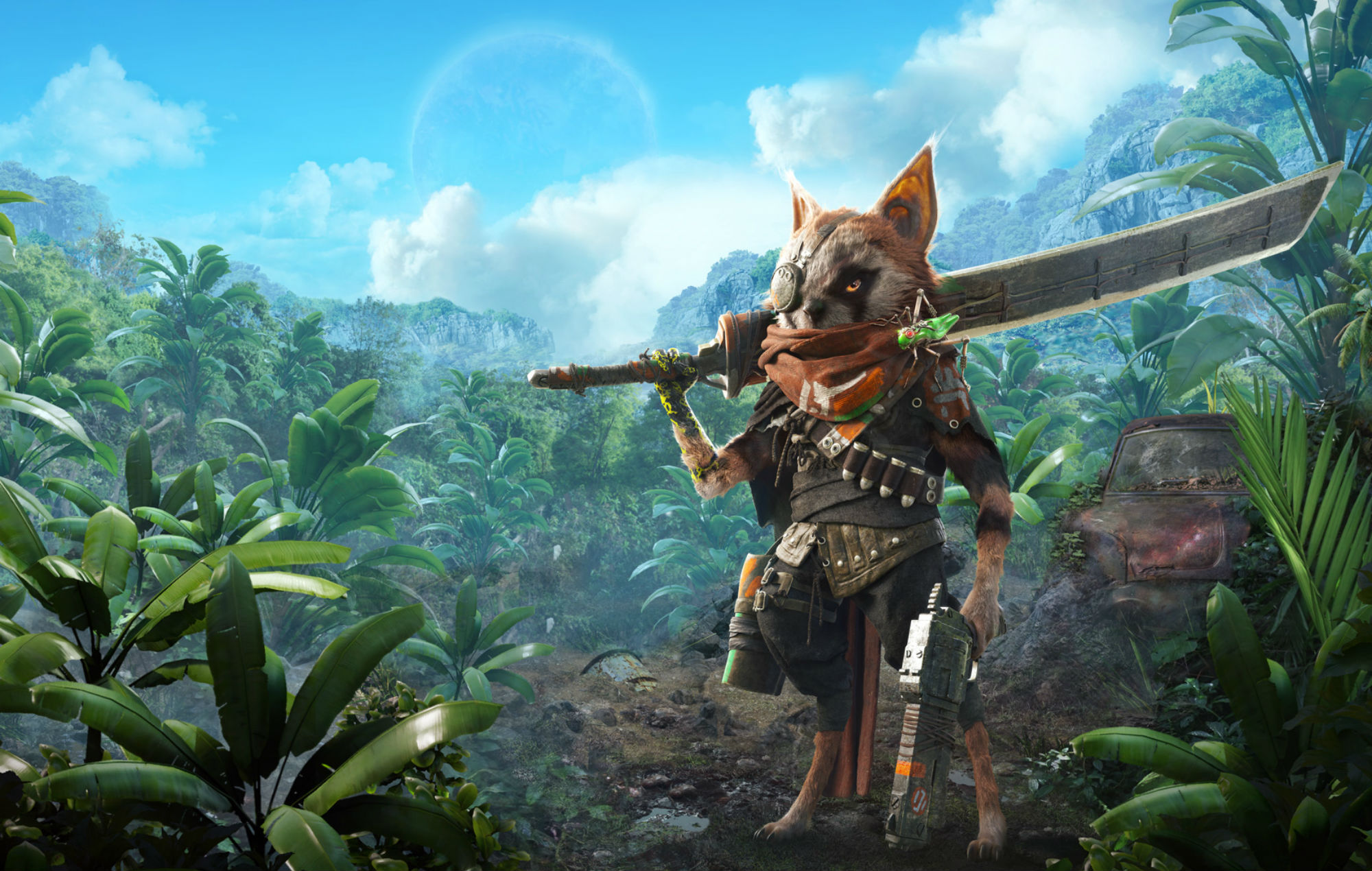 Biomutant Preview