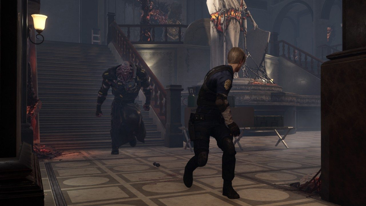 Resident Evil Dead by Daylight