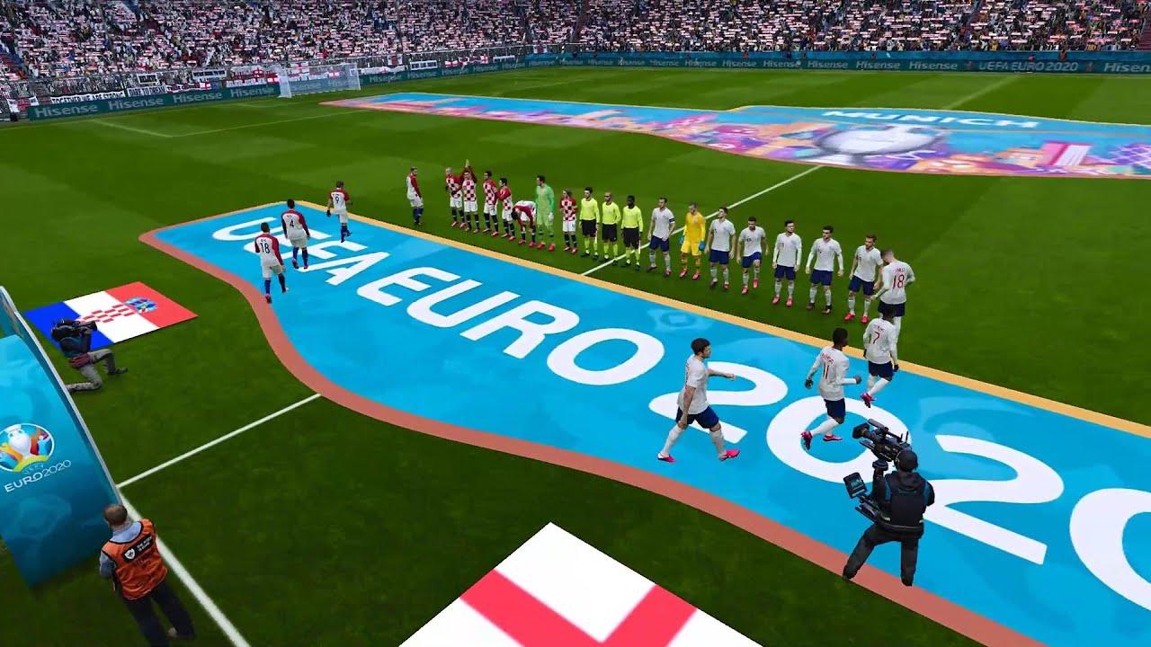 PES Euro 2020